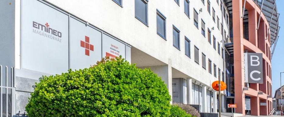 Intézézményünk Emineo Magánkórház