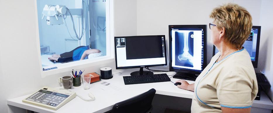 Röntgenvizsgálat Emineo Magánkórház